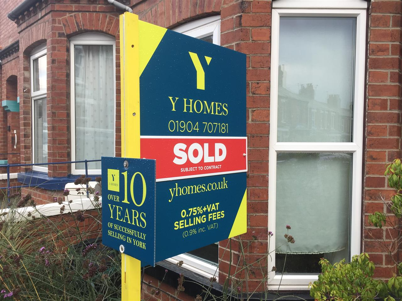 The Importance Of Having A For Sale Board